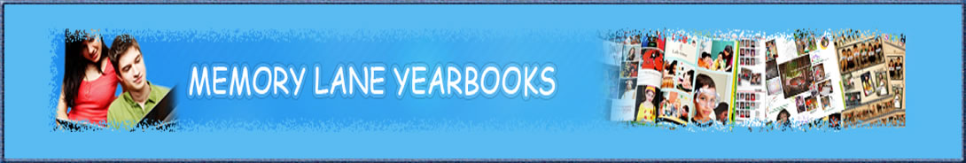Memory Lane Yearbooks And Journals Logo