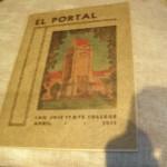 1933-APRIL-EL-PORTAL-SAN-JOSE-STATE-COLLEGECALIFORNIA-350343820459