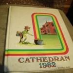 1982-CATHEDRAL-HIGH-YEARBOOK-INDIANAPOLIS-INDIANA-350295809695